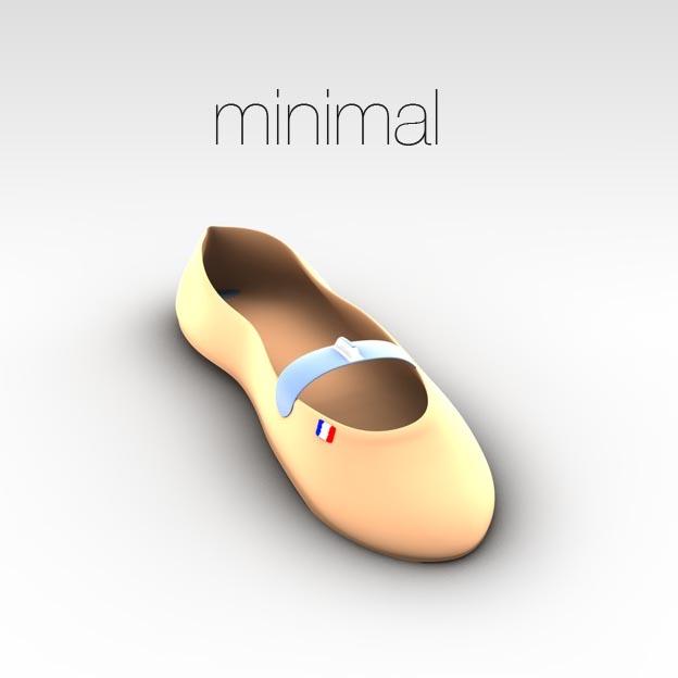 Maxim ln minimalismus runfree for Minimalismus extrem