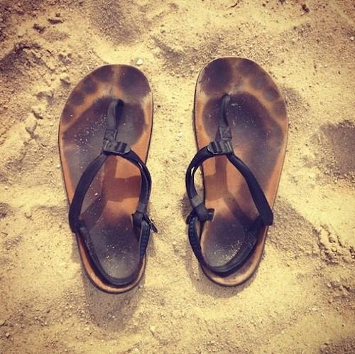 Sandalizace